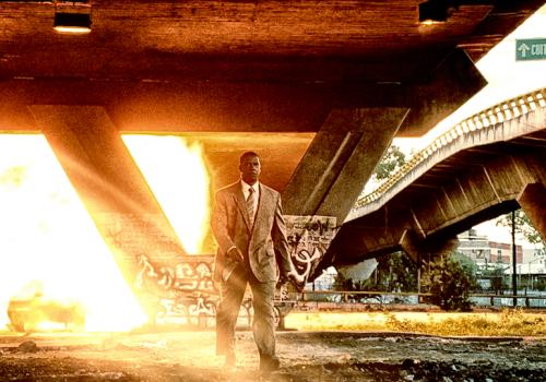 Man on Fire - Denzel Washington